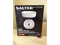 Brand new Salter kitchen scales