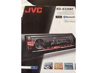 Jvc Bluetooth car stereo