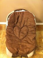 Car seat or stroller cover