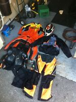 Motocross dirt bike gear xl KTM Alpinestar