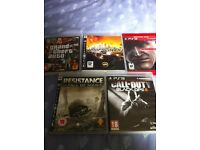 Playstaion 3 games