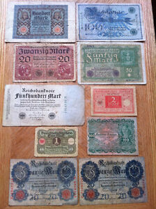 German  Notes (SALE PENDING)