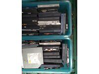 Job lot of optical drives dvd / cd rewriter / dvd rewirter