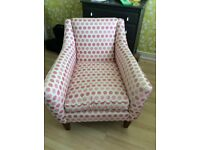 Laura Ashley chair / armchair -great condition