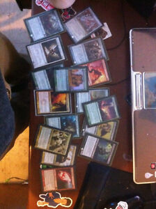 Magic: The Gathering RARE CARDS w/SLEEVES