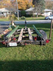 Tandem axle trailer for14 to 19 ft boat Windsor Region Ontario image 8