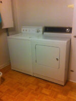 Washer & Dryer - for only $100 each or $ 150 for set