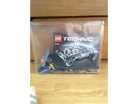 42022 Lego technic car set with instructions