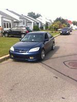 2005 Honda Civic Special Edition unique en son genre!
