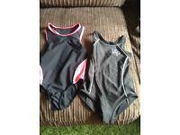 Swimming costume x 2