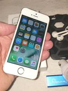 iphone 5s 16gb with Bell / Virgin