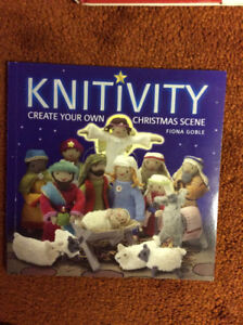 Knitivity -Create your own Christmas creche