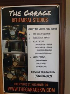 LOTS OF PROFESSIONAL MUSIC / JAM SPACE AVAILABLE Cambridge Kitchener Area image 4