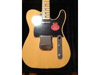 FENDER 2015 BAJA TELECASTER - UNPLAYED CONDITION