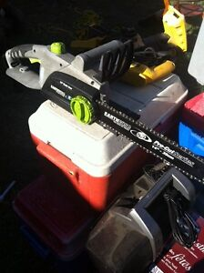 """Electric chainsaw 14"""""""