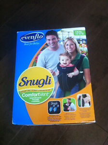 USED evenflo Snugli carrier