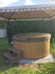 Hot tub for sale - 1.5 years loved - excellent condition