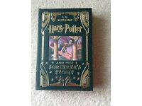 First Edition Harry Potter Sorcerers Stone
