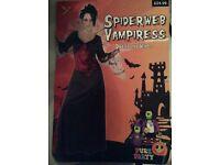 Halloween ladies vampires dress