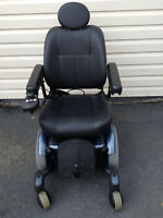 Jazzy-brand motorized power chair