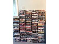 LOOK - HUGE DVD COLLECTION 350+ GOING VERY CHEAP MUST GO
