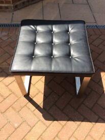 Padded stool / seat