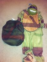 Medium Donatello Ninja Turtle Costume