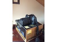Nikon D7000 £400 Ono