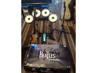 The Beatles rockband PS3. Drum kit