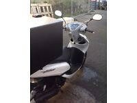 Rent/Hire Scooter Moped 1st Week Free Cheap Deliveroo Uber Honda PCX Vision work with box