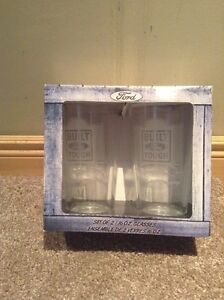 Pair of Ford glasses (unopened and still in box) Kitchener / Waterloo Kitchener Area image 1