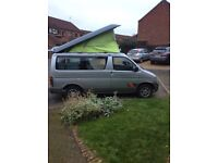 MAZDA BONGO 4wd with AFT ROOF AND EXTRAS.