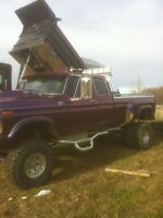 1979 ford dually sale/trade