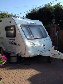 2011 swift Charisma caravan with extras