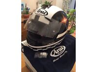Arai Axces II, Size large, As new
