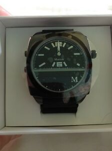 Brand New Smart Watch; Martian Victory in Black