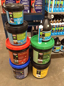 Brand New Driveway Sealers and Fillers