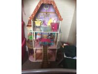Beauty and beast castle for sale... 100£ Ono