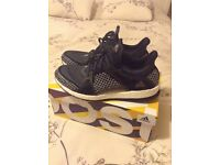 Adidias Pure boost trainers