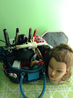 Professional Hairstylist tools