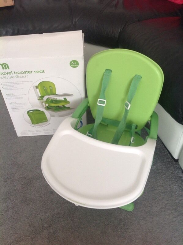 Mothercare Travel Booster SeatPortable high chair in  : 86 from www.gumtree.com size 598 x 800 jpeg 52kB