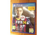 Fifa 14 PS4 Game £5