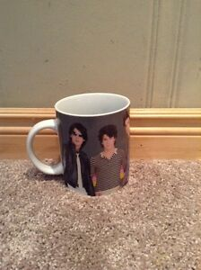 Jonas Brothers coffee mug