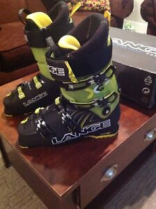 Lange XC 120 Ski Boots - Size 28.5, as new 2017 model worn once