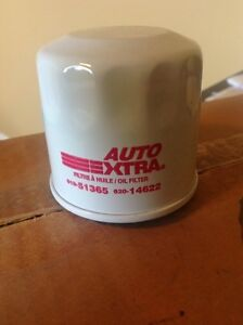 Auto xtra oil filters (x6)