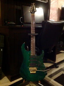 Sell/Trade, Vintage Washburn Mercury Super Strat with Case