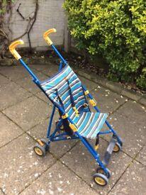 A Nice Mothercare Stroller