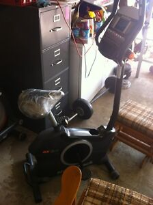 never used exercise bike from sears
