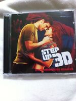 Cd musique step up 3D