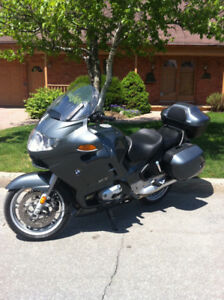 2003 BMW R1150RT motorcycle